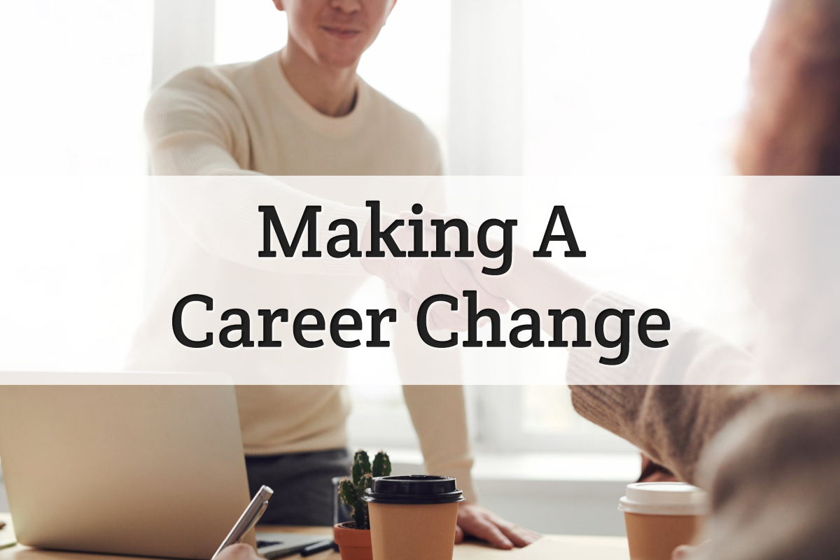 career change - feature image