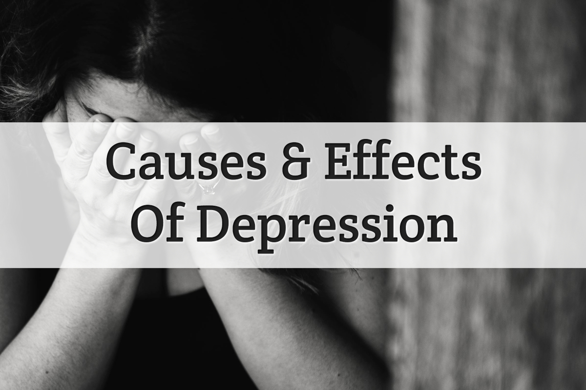 cause and effect of depression - feature image