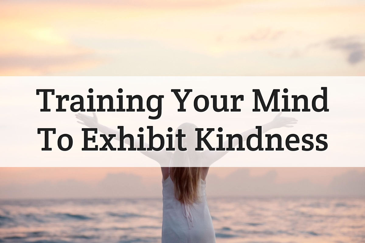 develop mindset for kindness - feature image