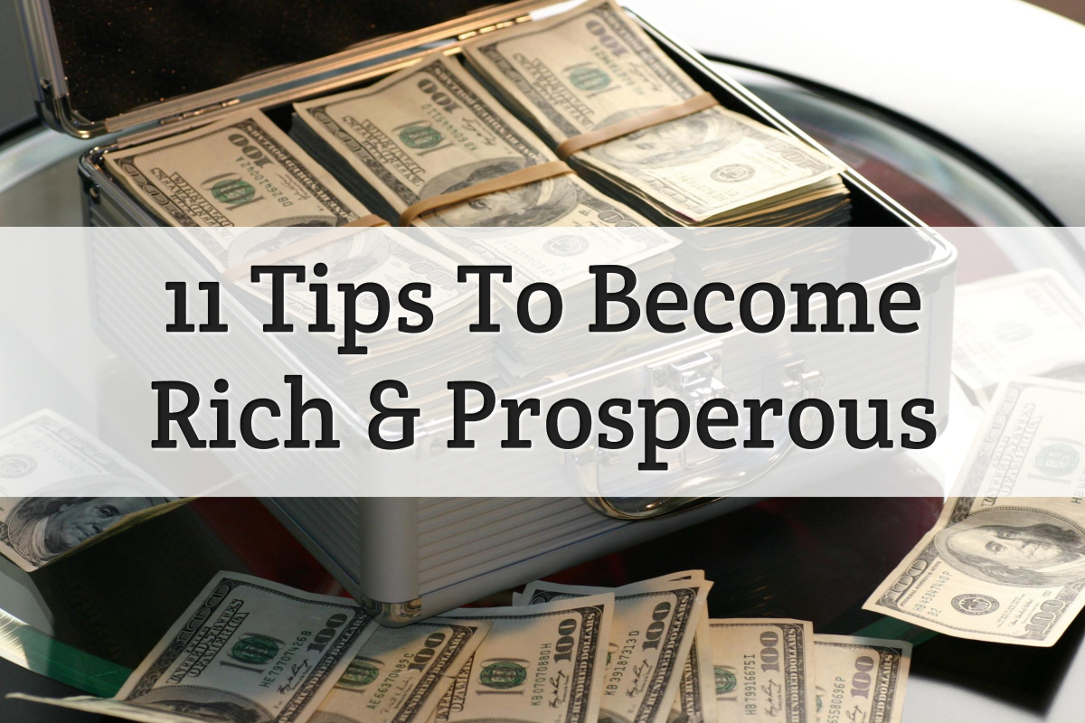 how to become rich and prosperous - feature image