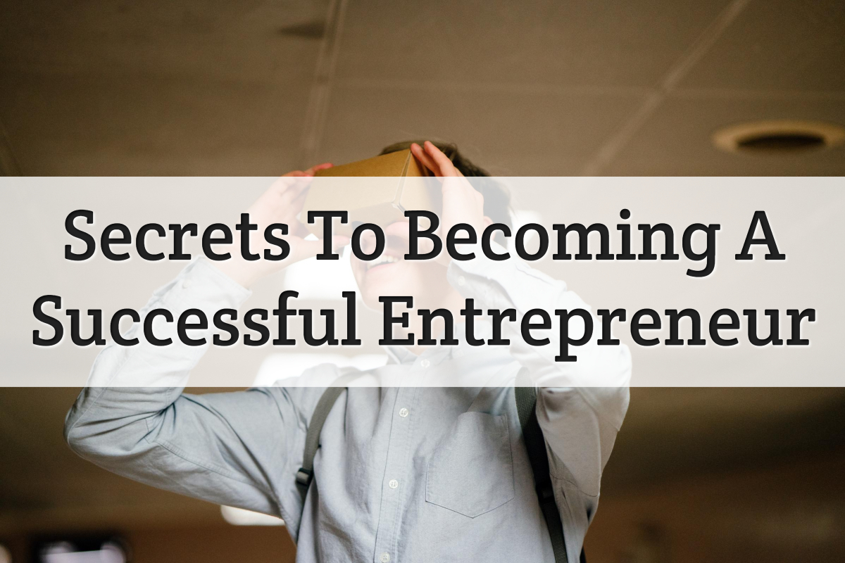 becoming a successful entrepreneur - feature image