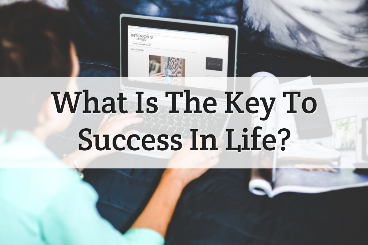 key to success in life - feature image