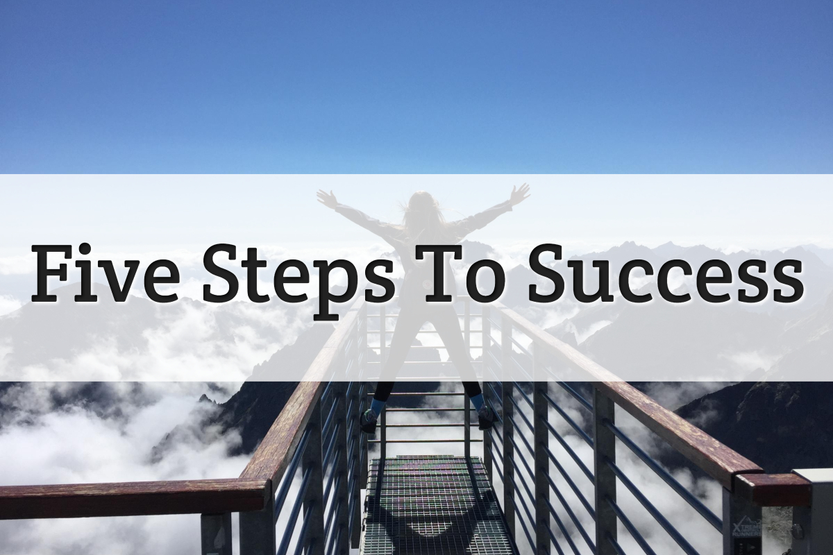 steps to success - feature image