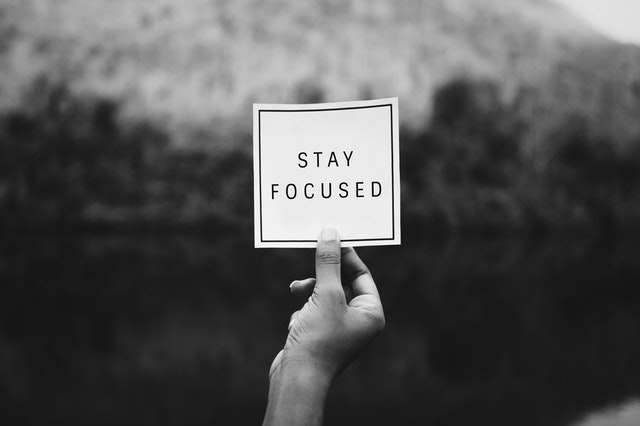 Quite: Stay Focused