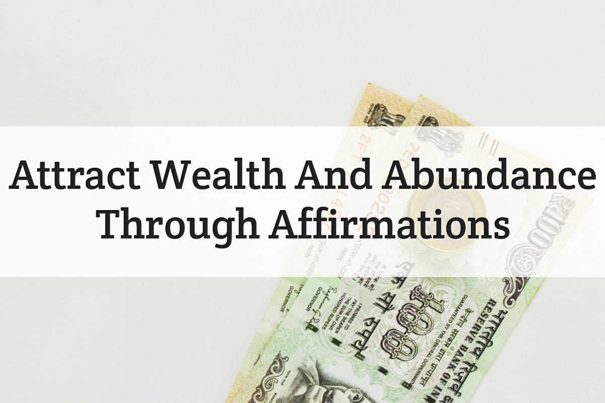 attract wealth and abundance - feature image