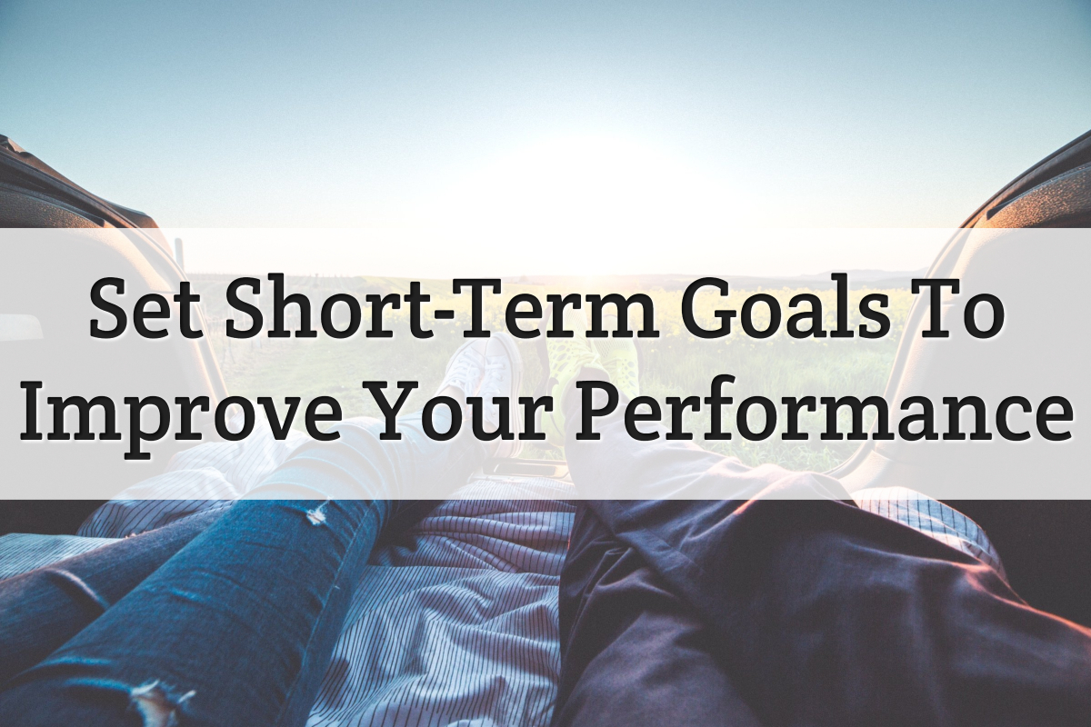 short term goals - feature image