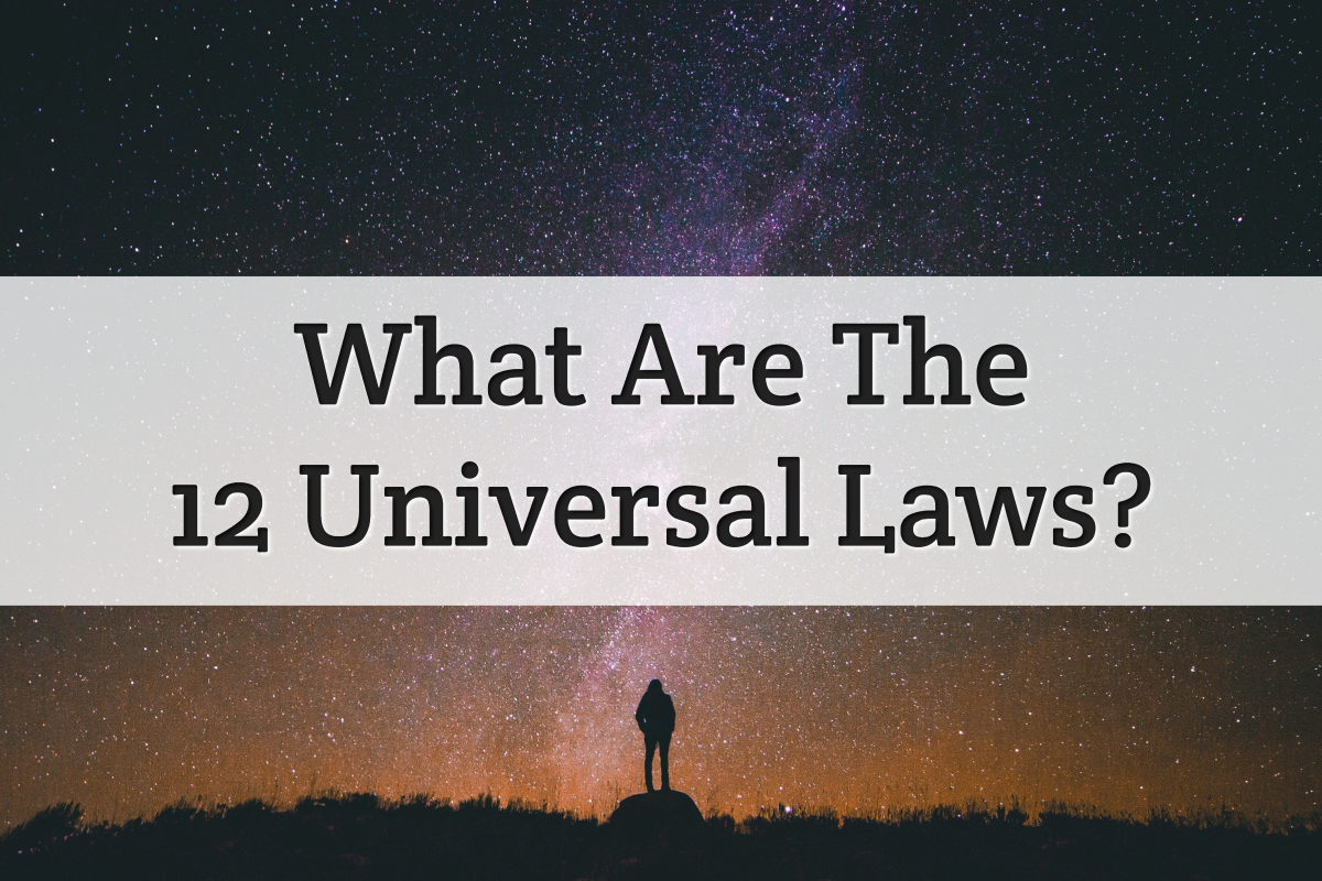 Power Of 12 Universe Laws - Feature Image