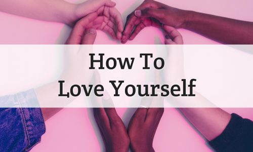 Best Way To Start Loving Oneself - Feature Image