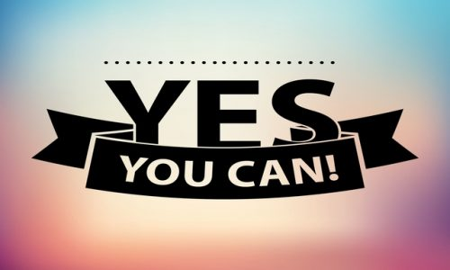 Quote: Yes You Can