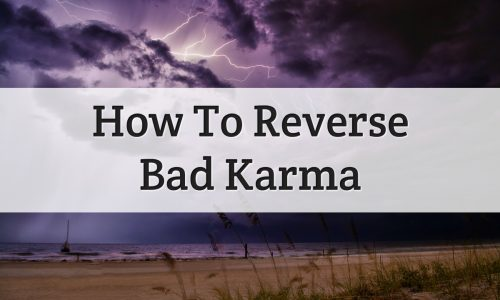way to reverse bad karma in the road of life and finding joy - feature image